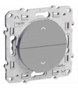 Выключатель для жалюзи Odace 3-позиционный c монтажными лапками