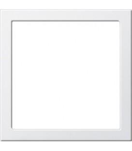Монтажная рамка Gira 264803 Глянцевый белый