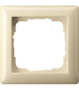 Рамка 1 место Gira 21101 Standart 55 Кремовый