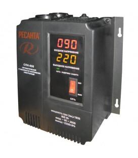 Стабилизатор напряжения Ресанта СПН-600