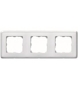 Рамка Cariva 3-я Белая