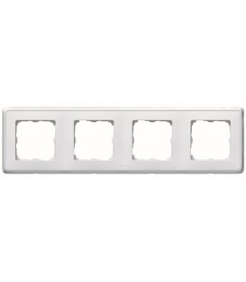 Рамка Cariva 4-я Белая
