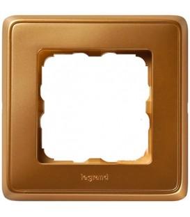Рамка Cariva 1-я Матовое золото