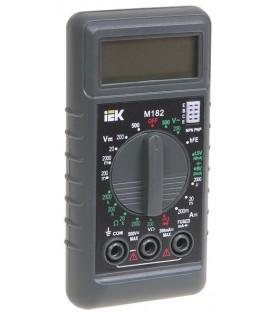 Мультиметр цифровой Compact M182 IEK