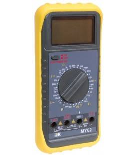Мультиметр цифровой Professional MY63 IEK