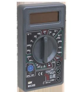 Мультиметр цифровой Master MAS830L IEK