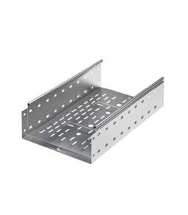 DKC Лоток оцинкованная сталь перфорированный 80x80мм (1шт.-2м)