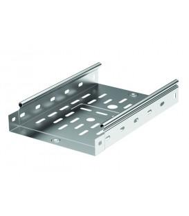 DKC Лоток оцинкованная сталь перфорированный 400х100мм (1шт.-2м)