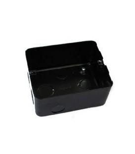 Монтажная коробка под заливку для лючков Legrand 3 модуля металлическая