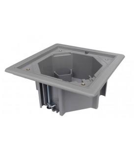 Коробка для монтажа влагостойкой основы KSE-... в фальш-пол