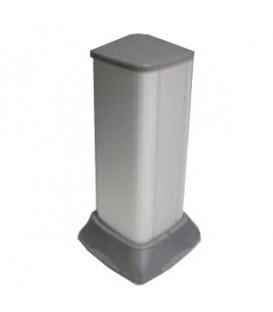 Миниколонна алюминиевая, 0.35м, цвет серый металлик DKC