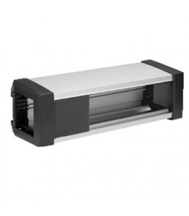 Настольный розеточный блок Simon Ofiblock Plus на 5 механизмов графит