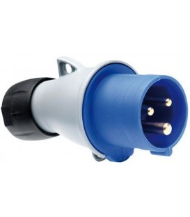 Вилка кабельная ABB IP44 16A 2P+E