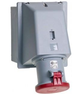 Розетка для накладного монтажа ABB IP44 63A 3P+E