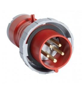 Вилка кабельная ABB IP67 16A 3P+N+E