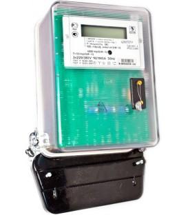 Счетчик электроэнергии трехфазный многотарифный ЦЭ2727 Тр/5 Т4 Щ 220/380В ЖК (ЦЭ2727 Тр)