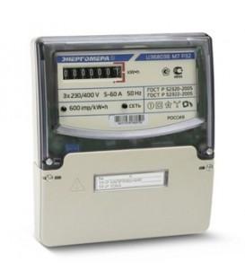 Счетчик электроэнергии трехфазный однотарифный ЦЭ6803В Тр/5 Т1 D+Щ кл1 М7 Р32 220/380В ОУ (ЦЭ6803В 1 М7 Р32 220В)