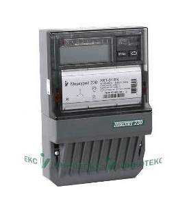 Счетчик электроэнергии трехфазный однотарифный Меркурий 230 AR-03 Тр/5 Т1 Щ кл0.5S/1 RS485 3х220/380В (230AR03R)