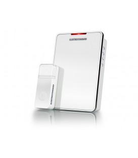 Звонок беспроводной DBQ05M WL 16M IP44 Белый