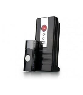 Звонок беспроводной DBQ06M WL 36M IP44 Черный