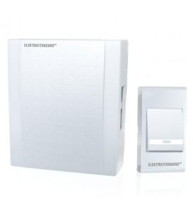 Звонок электромеханический DBQ15 WM 1M IP44 Белый