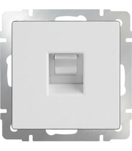 Werkel. UTP-Компьютерная Розетка RJ-45. Белая