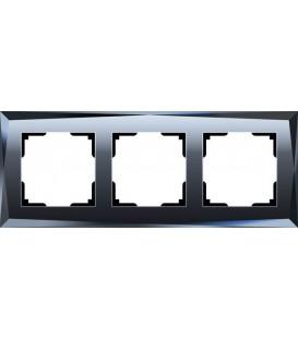 Рамка Werkel 3-я Diamant стекло (Веркель Диамант)