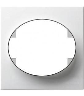 Рамка одноместная ABB Tacto (белый)