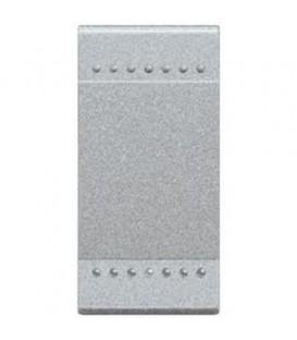 Переключатель промежуточный с подсветкой (цвет янтарный) (из 3-х мест) LivingLight 16 А 250В 1 модуль