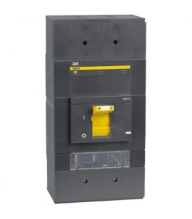 IEK Авт. выкл. ВА88-43 3Р 1250А 50кА c электронным расцепителем МР 211