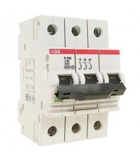 Автоматический выключатель ABB 3-полюсный S283 C80 6kA GHS2830001R0804