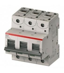 Автоматический выключатель ABB 3-полюсный S803C C80 15kA