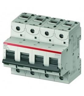 Автоматический выключатель ABB 4-полюсный S804C C100 15kA