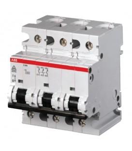 Автоматический выключатель ABB 3-полюсный S293 C80A 10kA