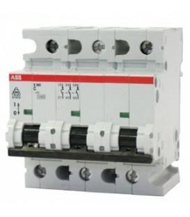 Автоматический выключатель ABB 3-полюсный S293 C125A 10kA