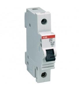 Автоматический выключатель 1-полюсный ABB S201 B10