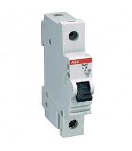 Автоматический выключатель 1-полюсный ABB S201 D16