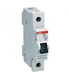 Автоматический выключатель 1-полюсный ABB S201 B50