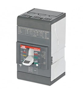 Выключатель автоматический ABB Tmax XT1B 160 TMD 100-1000 3P F F