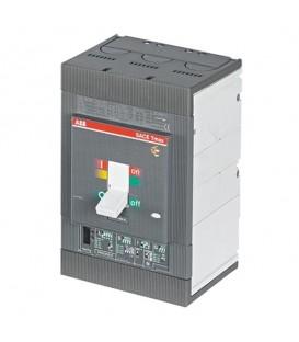Выключатель автоматический ABB Tmax T5N 630 PR221DS-LS/I In630 3p F F