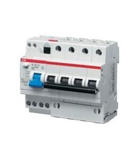 Дифференциальный автомат ABB 4-полюсный DS204 AC-C6/0,03 6мод.