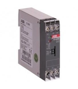 Реле времени ABB CT-ERE (задержка на включ.) 24В AC/DC, 220-240В AC (врем. диапазон 0,3..30с.) 1ПК