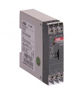 Реле времени CT-VWE (с проскальз. при замык.) 24B AC/DС, 220-240 В AC (временной диапазон 0,3с..30с.