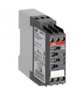Реле контроля CM-MPS.21S с контр нуля, Umin/Umax3х180-220В/240-280BAC, 2ПК, винтовые клеммы