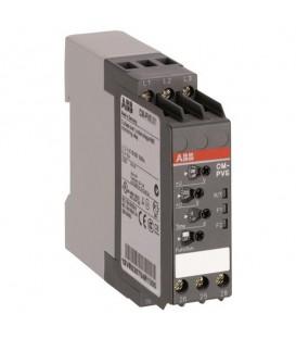 Реле контроля CM-PVS.41P без контр нуля, Umin/Umax3x300-380В/420- 500BAC, обрыв, чередование, tрег