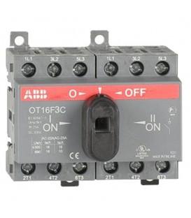 Реверсивный рубильник ABB OT16F3С 16А