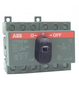 Реверсивный рубильник ABB OT25F3С 25А