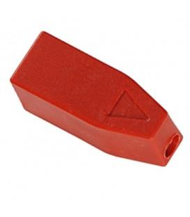 Ручка управления ABB OHRS3/1 (красная) прямого монтажа для рубильников OT16..125F