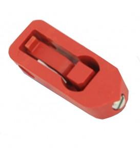Ручка управления ABB OHRS2/1 (красная) под замок d5 прямого монтажа для рубильников OT16..125F3