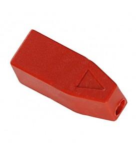 Ручка управления ABB OHRS3 (красная) прямого монтажа для рубильников OT16..125F